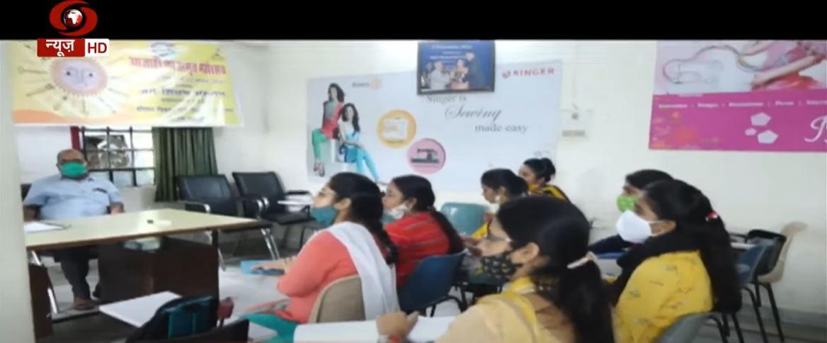 ज़मीनी हक़ीक़त: उत्तर प्रदेश के प्रयागराज में PMKVY महिला सशक्तिकरण में निभा रही है अहम भूमिका