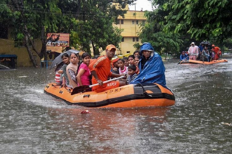 Six-member Central team to visit flood-affected area of Bihar today