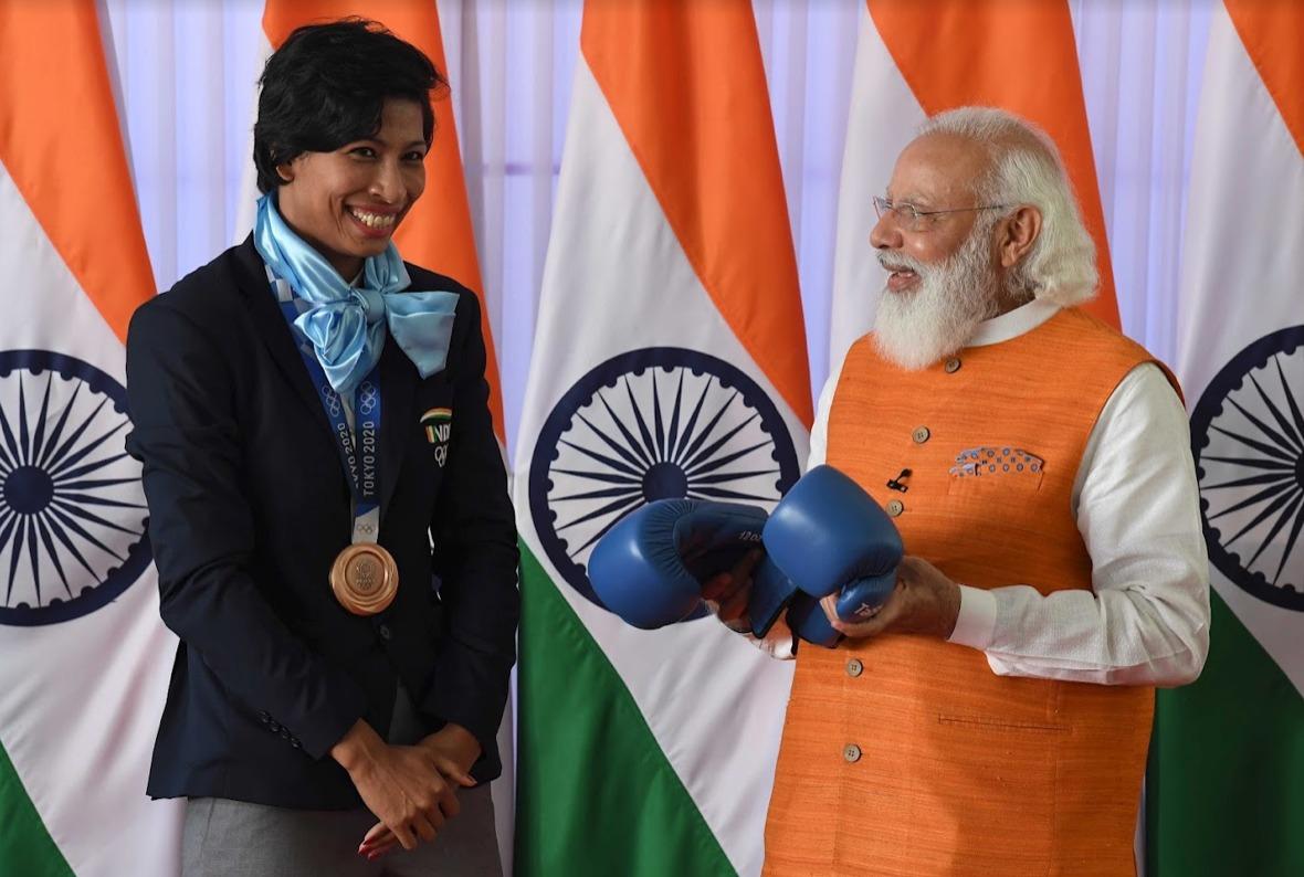 दमदार पंच का शानदार सफर, असम की लवलिना की टोक्यों ओलंपिक में सफलताकी कहानी
