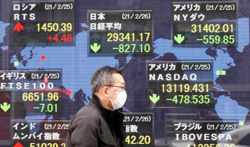 Asia stocks unsettled by yields and oil