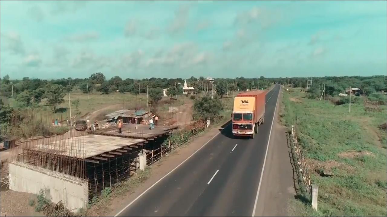 MoRTH Nitin Gadkari inaugurates, lays foundation stone of four NHs of length 526 km in Ahmednagar