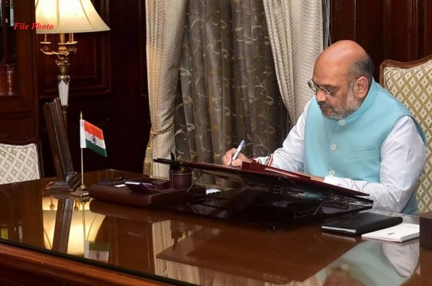 Home Minister Amit Shah takes stock of situation in Brahmaputra river and landslides near Guwahati