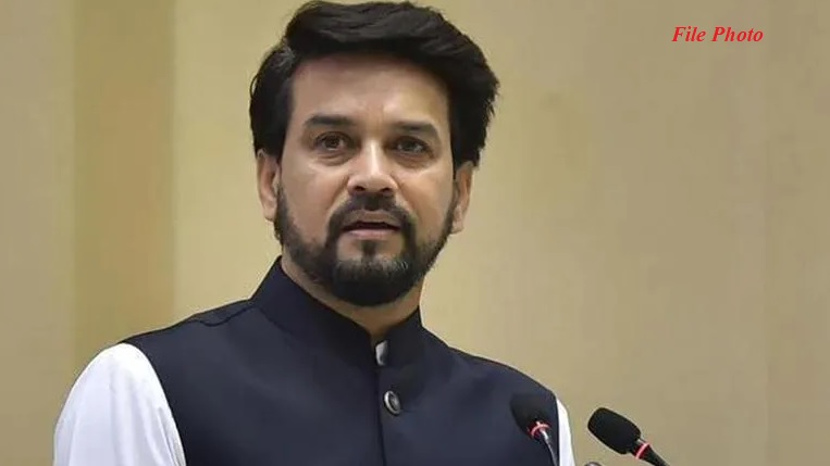 Union Sports Minister Anurag Thakur to interact with Sports Ministers of States and Union Territories to draw up roadmap for Sports development in the country