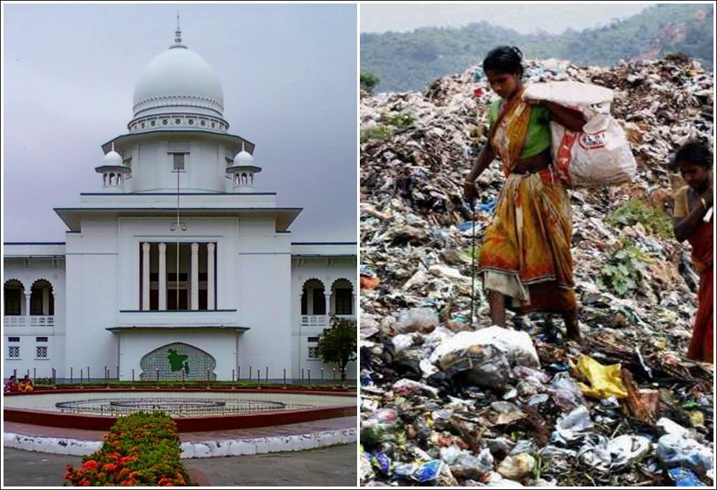 Bangladesh High Court orders ban on single use plastic