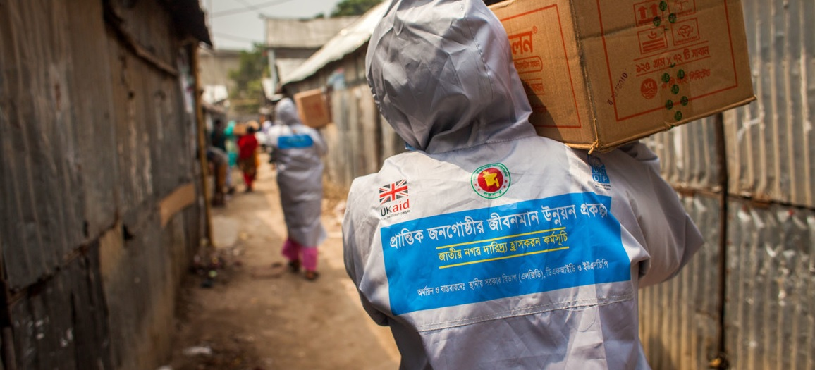 Bangladesh: Daily COVID death toll lowest in 12 weeks, positivity below 10 percent