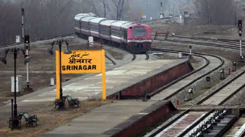 All 15 Kashmir valley railway stations, including Srinagar, integrated with 6021 station rail Wi-Fi network