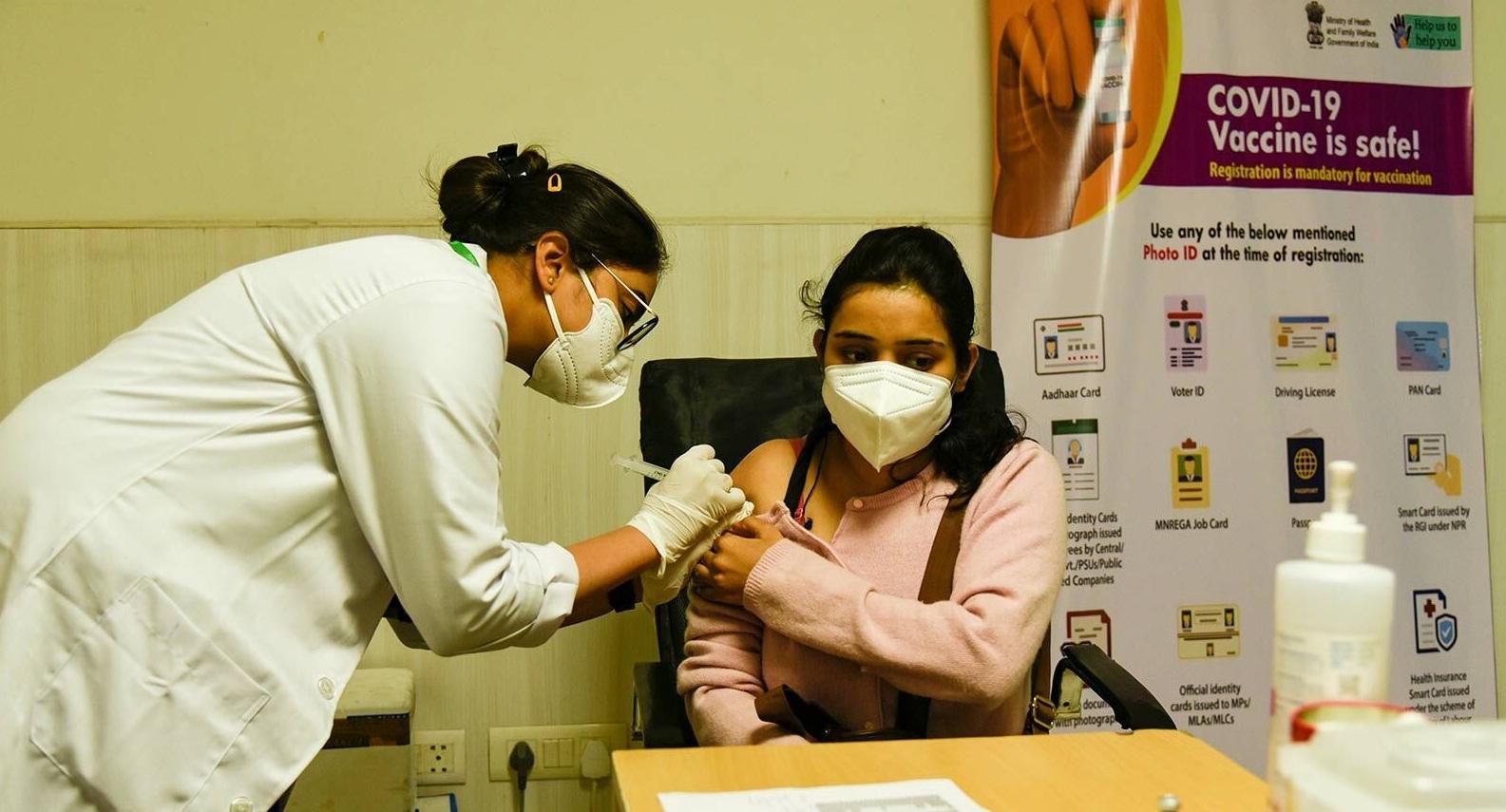 India's Cumulative COVID-19 Vaccination Coverage surpasses 73.82 Cr