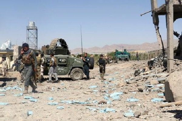 Taliban attack army camp in southern Afghanistan, killing 43 | DD News