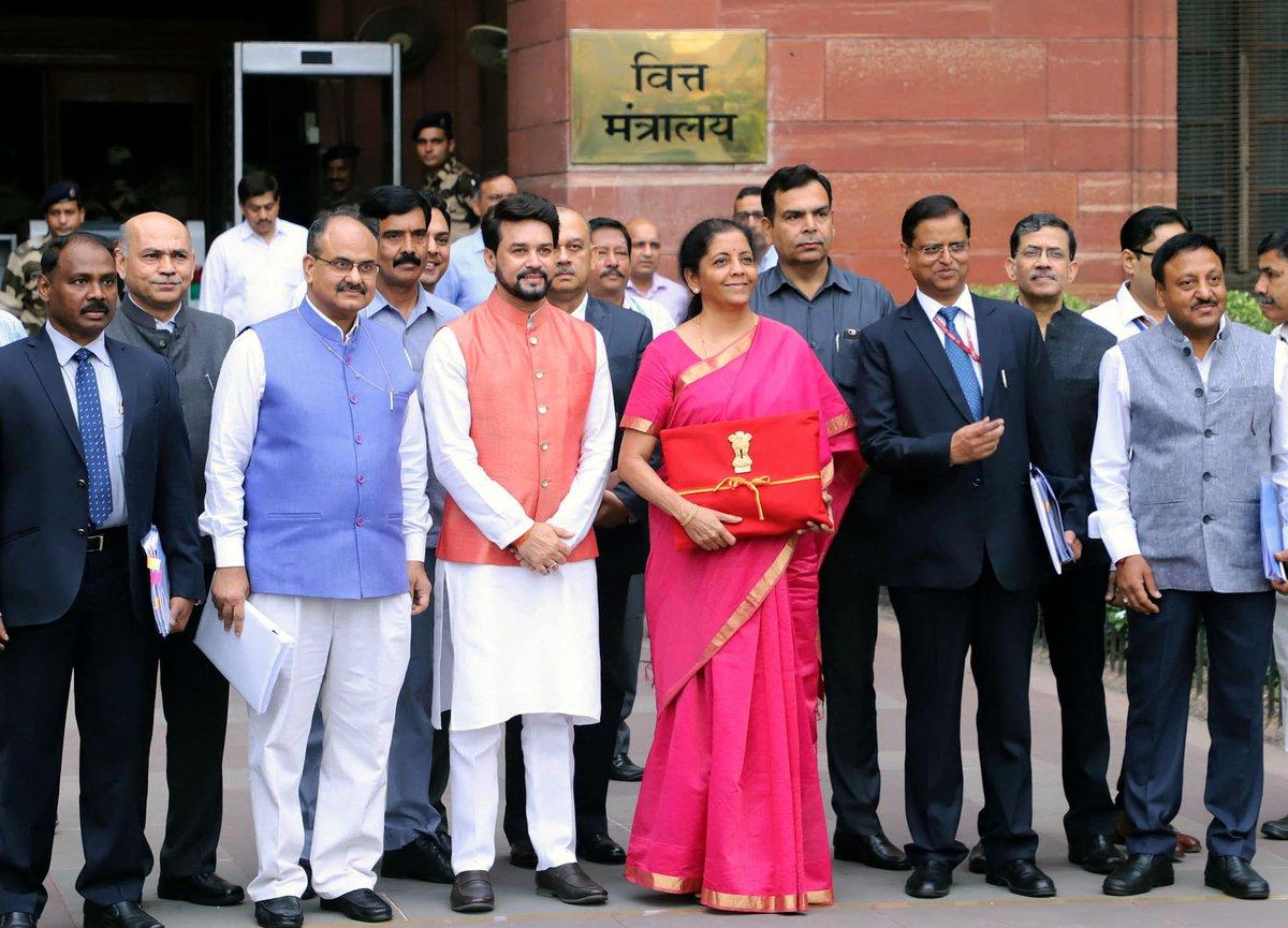 Image result for nirmala sitharaman finance minister