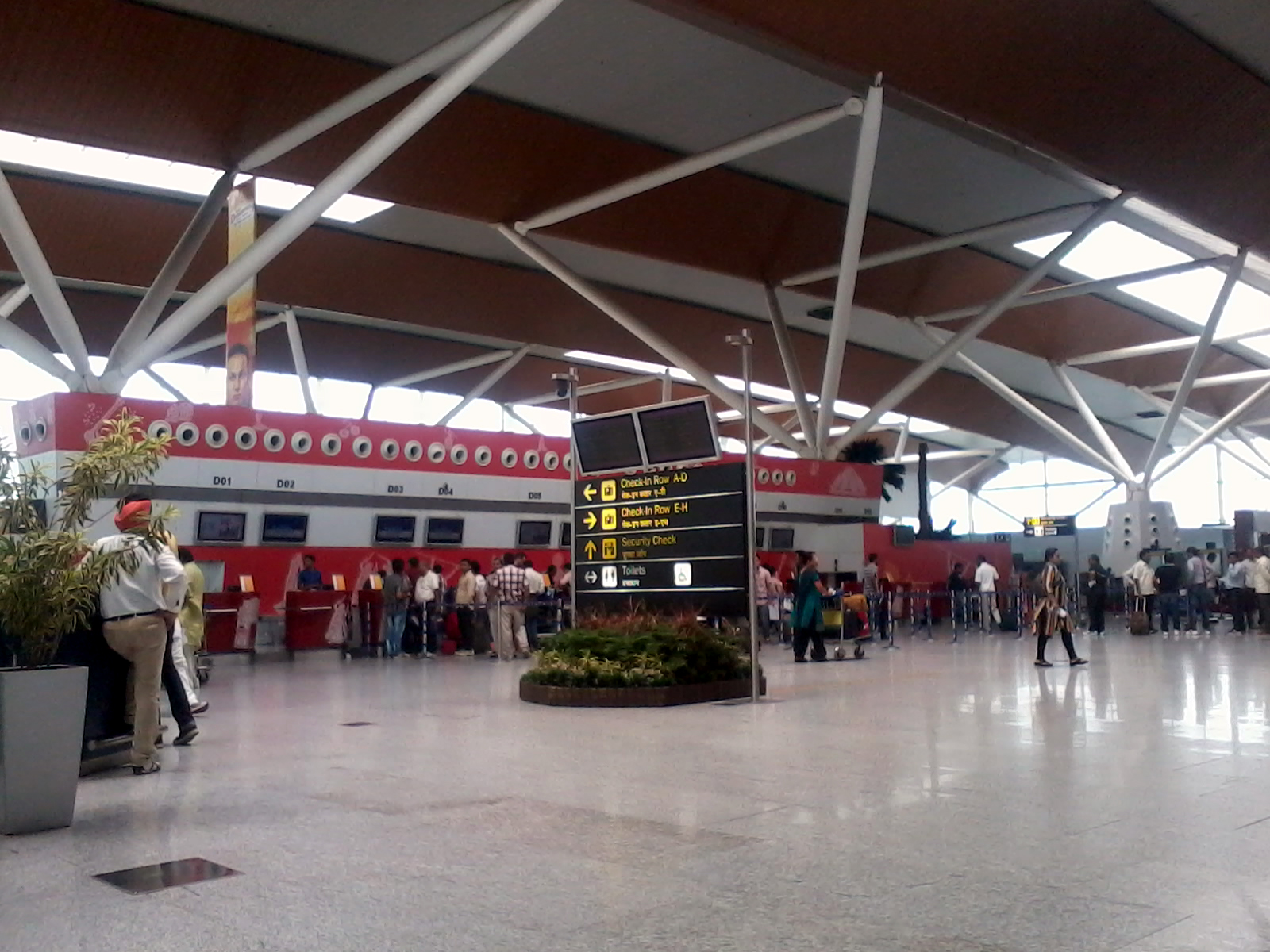 Delhi Airport set to resume flight operations from T1