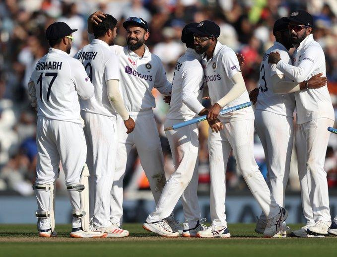 भारत और इंग्लैंड के बीच आखिरी और पांचवां टेस्ट मैच कोरोना संक्रमण के चलते रद्द हुआ