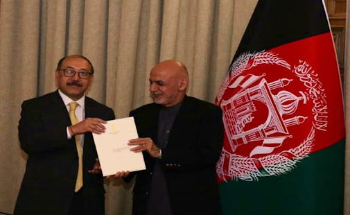 India says New Delhi stands with Afghanistan for national unity & territorial integrity