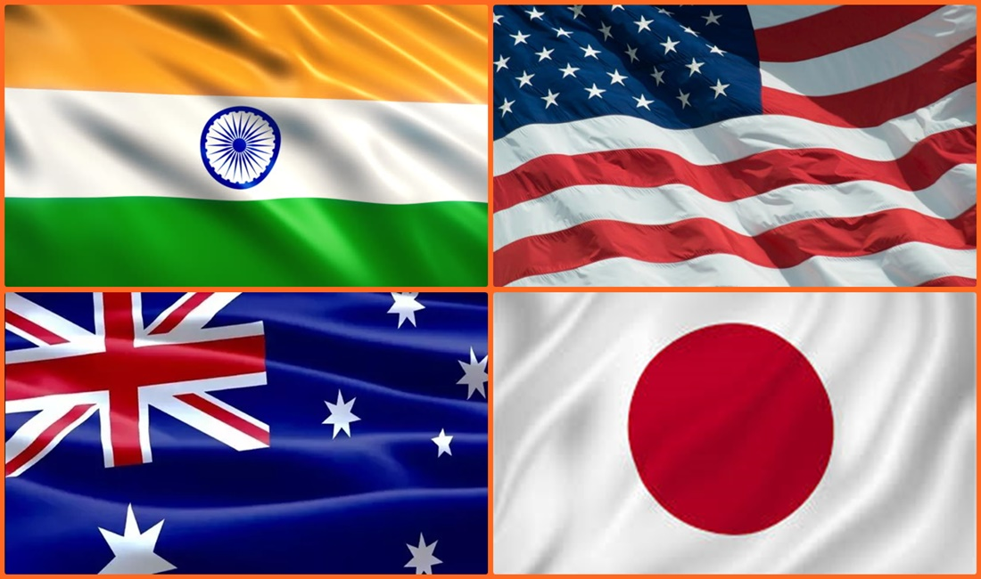 India-Australia-Japan-US hold consultation on QUAD