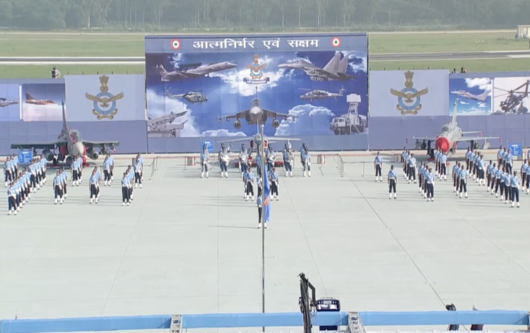 Indian Air Force celebrates its 89th anniversary