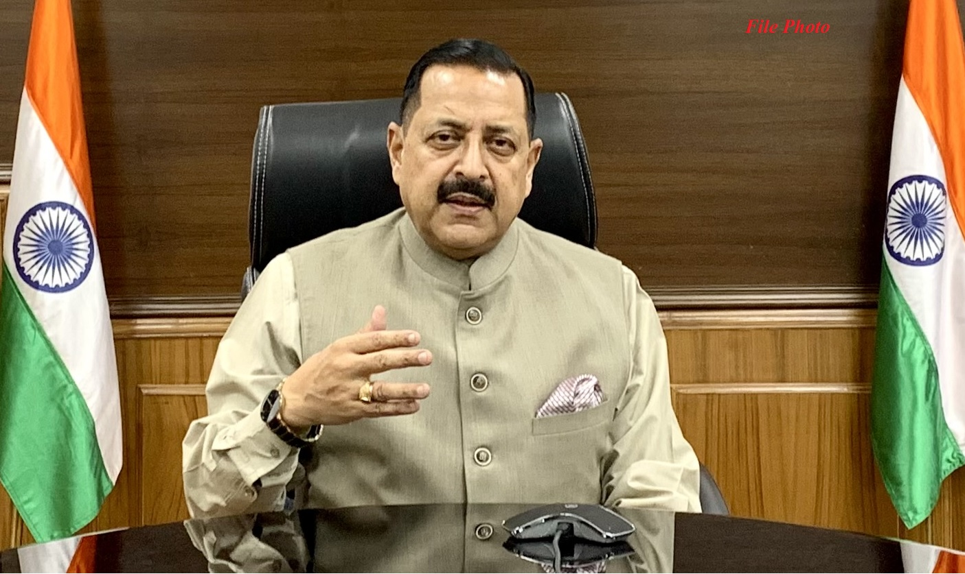 Union Minister Dr Jitendra Singh says, lightning activity have shown increasing trend over India in past two decades