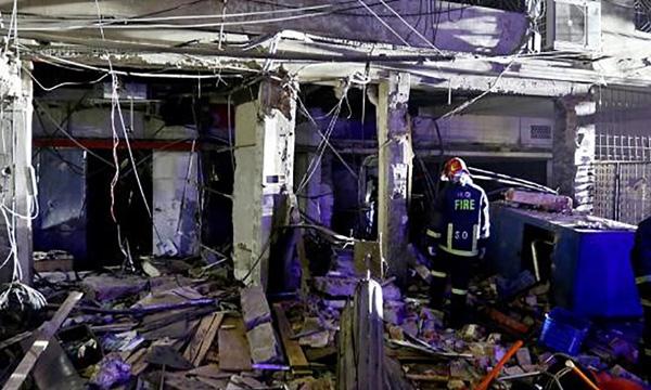 7 die, 50 injured in explosion in Dhaka