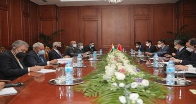 EAM S Jaishankar meets Chinese Foreign Minister Wang Yi