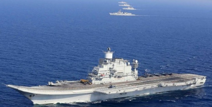 Indian Naval Ships and Aircraft Standby for Rescue and Relief Ops – Cyclonic Storm 'Gulab'
