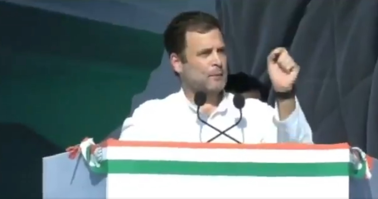 Rahul Gandhi addresses rally in Dehradun; exodus from various political parties continues