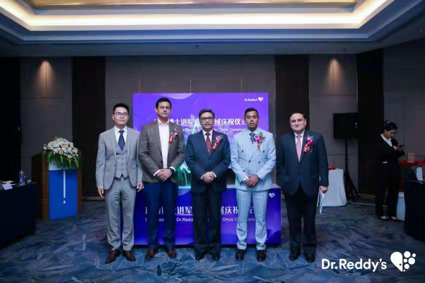 Breakthrough for Indian pharmaceutical industry in China as first anti-cancer drug from India enters Chinese markets