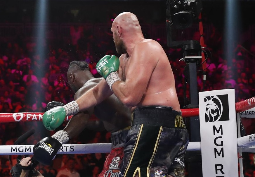 Fury defeats Wilder with 11th round knockout to retain WBC title