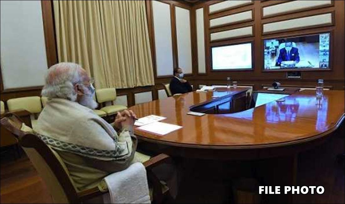 PM Modi chairs 35th PRAGATI interaction