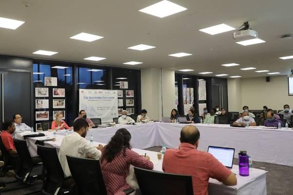 Varanasi Smart City Ltd and NIUA hold a City Stakeholder Consultation to facilitate the vision of a Sugamya Kashi