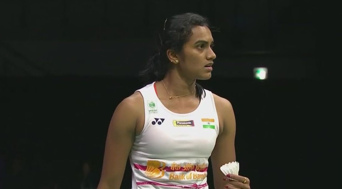PV Sindhu enters first final of World Badminton Championship