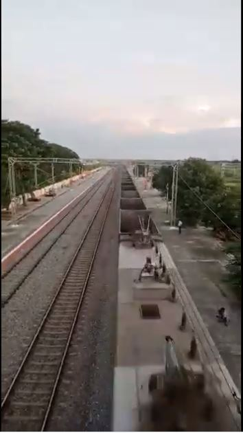Railways successfully operated two long haul freight trains 'Trishul' and 'Garuda' for the first time over South Central Railway