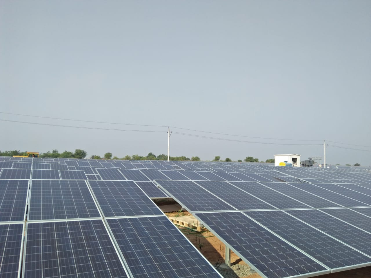 Hyderabad International Airport Commissions its Second Phase 5 MW Solar Plant