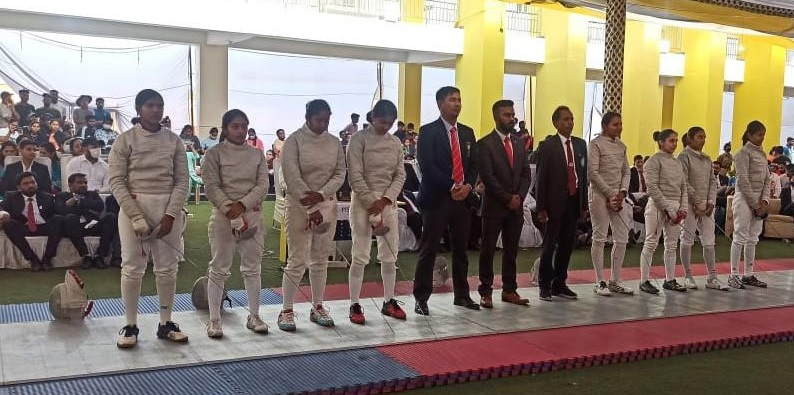 Services, Kerala retain team titles in National Fencing Championships
