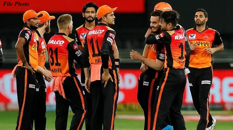 Sunrisers Hyderabad player tests positive; six close contacts isolated