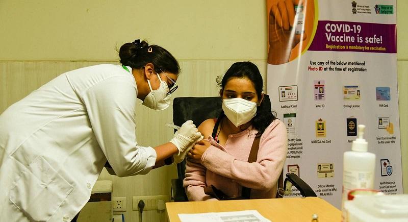 India's Covid vaccination coverage crosses 97.23 crore mark