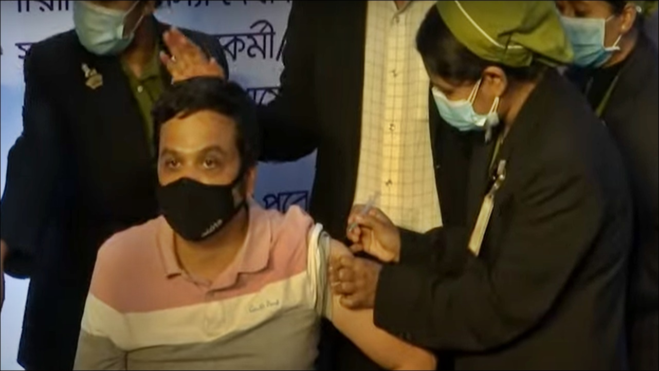 One crore people to be given COVID vaccine each month: Bangladesh Health Minister