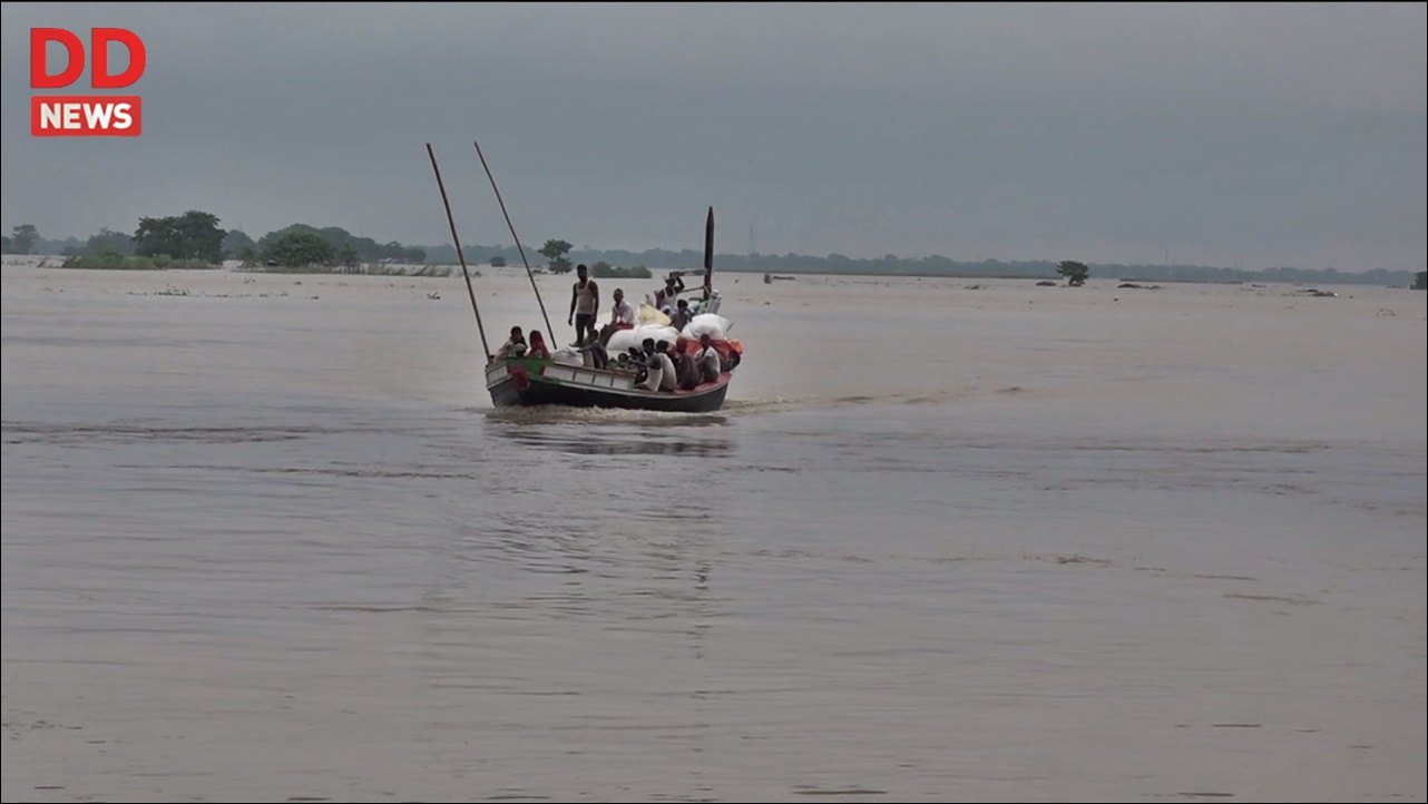 Bihar flood situation improves further