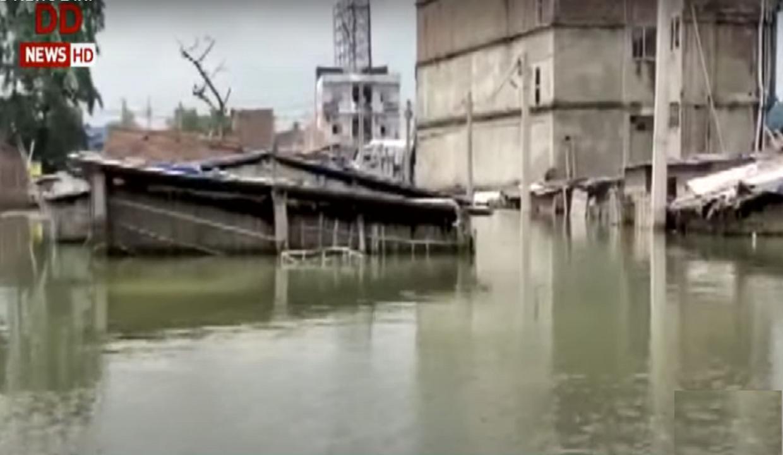Flood situation in Bihar remains grim