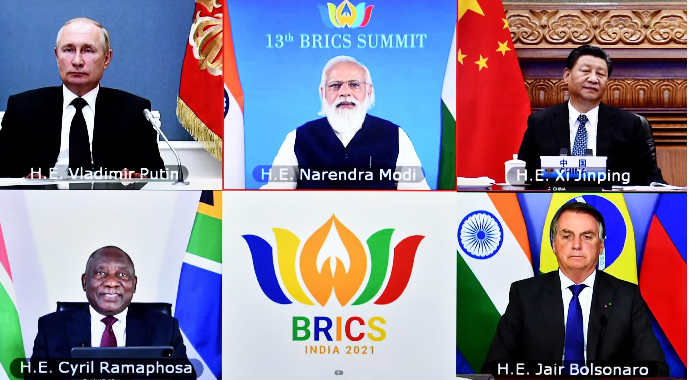PM Modi chairs 13th BRICS Summit virtually
