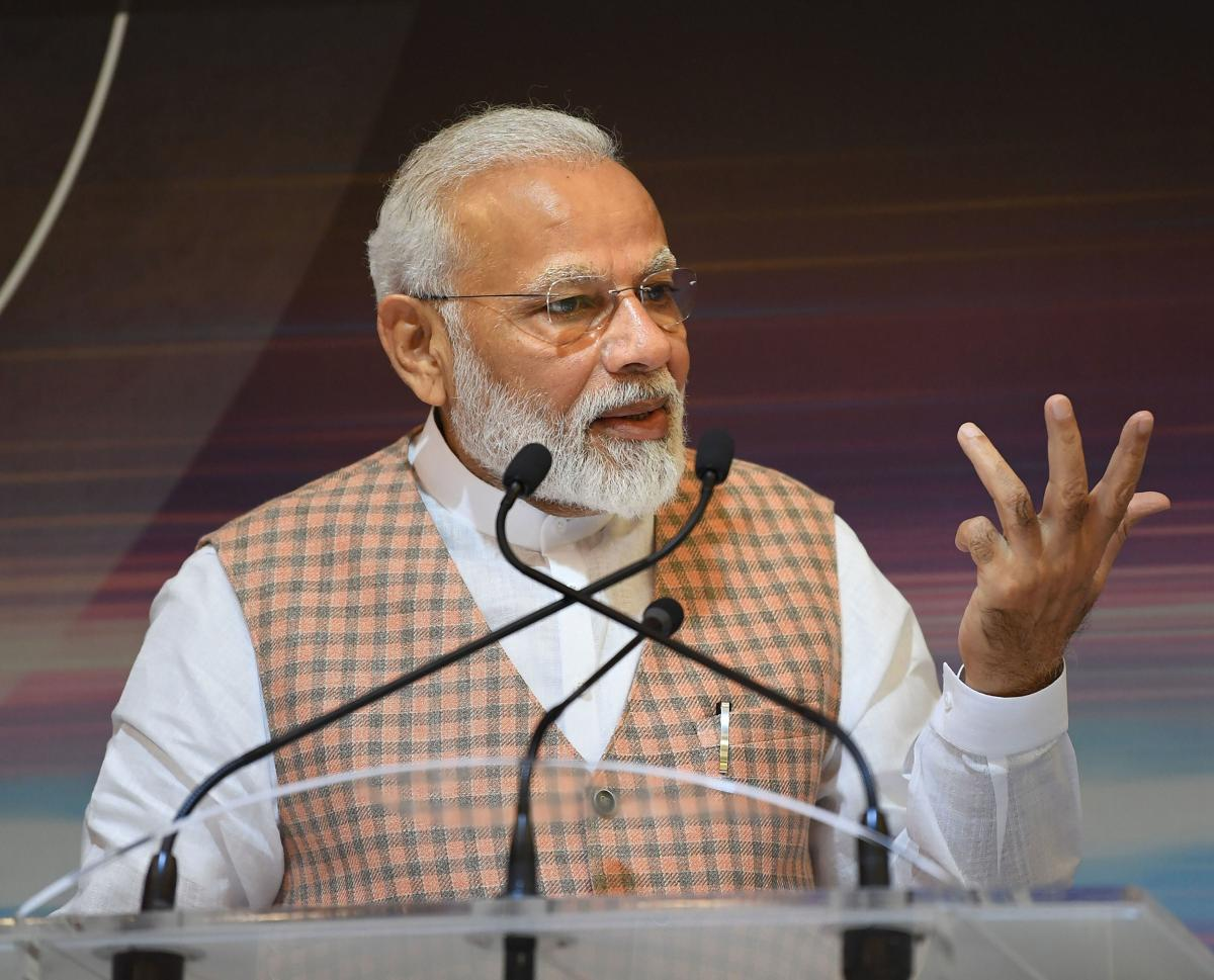 PM Modi to launch Indian Space Association on October 11