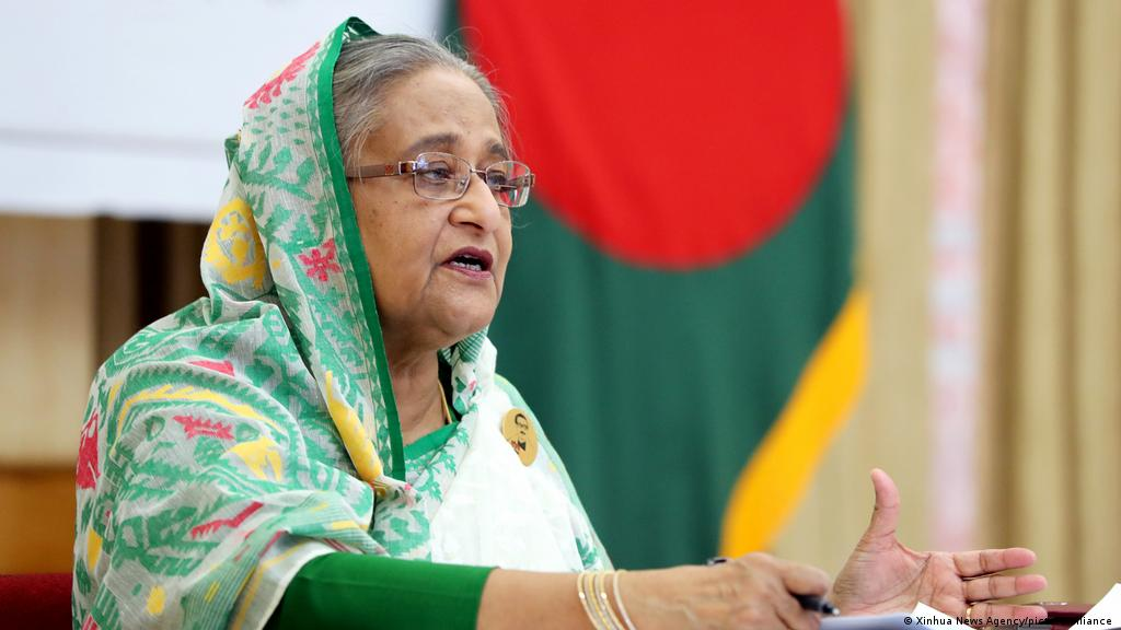 Students aged 12 or above to get COVID vaccine in Bangladesh: Prime Minister Sheikh Hasina