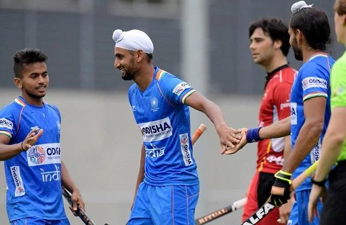 Mandeep, Akashdeep guide India to a 2-0 win over Belgium