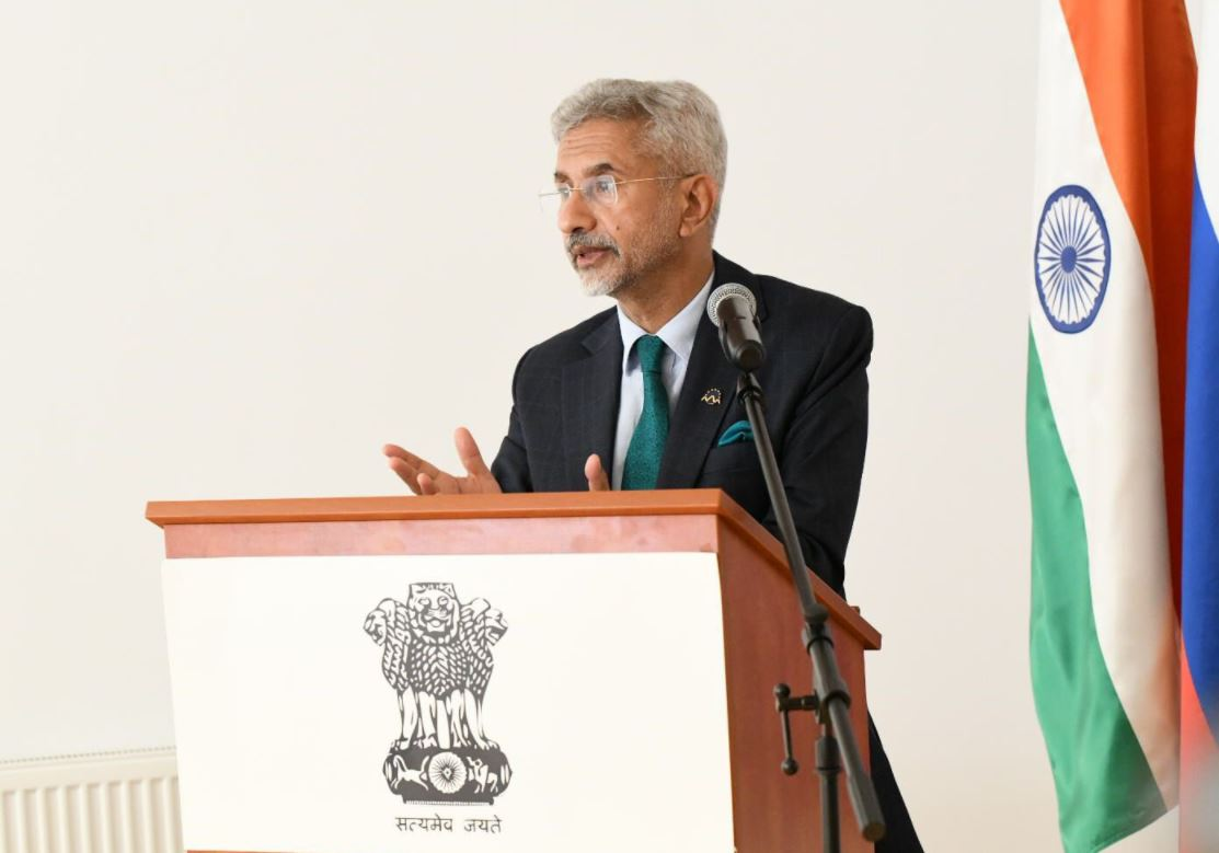 EAM Dr. Jaishankar to be on a two-day visit to Denmark from today