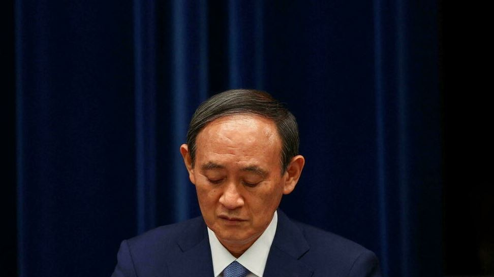 Japan PM Suga to resign following criticism of his Covid-19 response