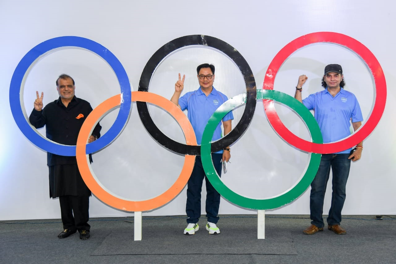Indian Olympic Association launches the official Theme Song for the Indian Olympic Team to Tokyo 2020