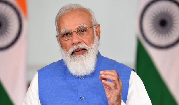 PM Modi chairs a high level meeting to review the Covid-19 related situation and vaccination
