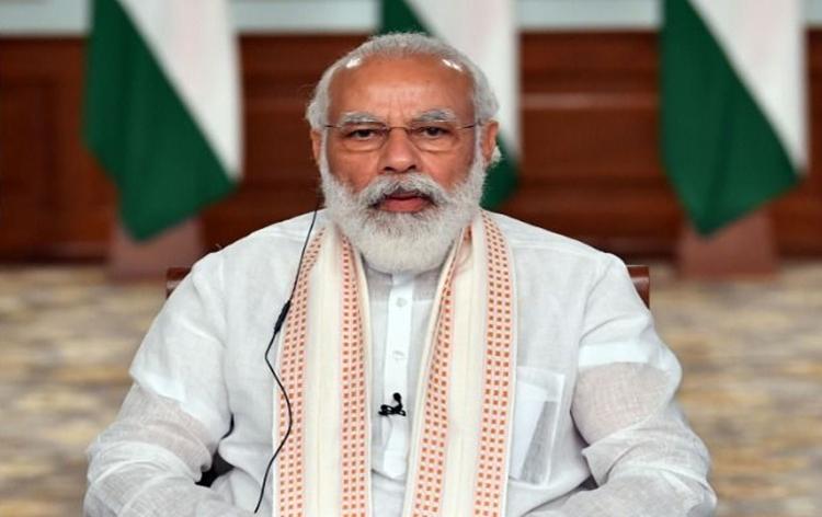 PM Narendra Modi spoke on telephonewith Scott Morrison MP, the PM of Australia today
