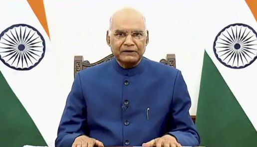 President Kovind appoints new Governors in four states
