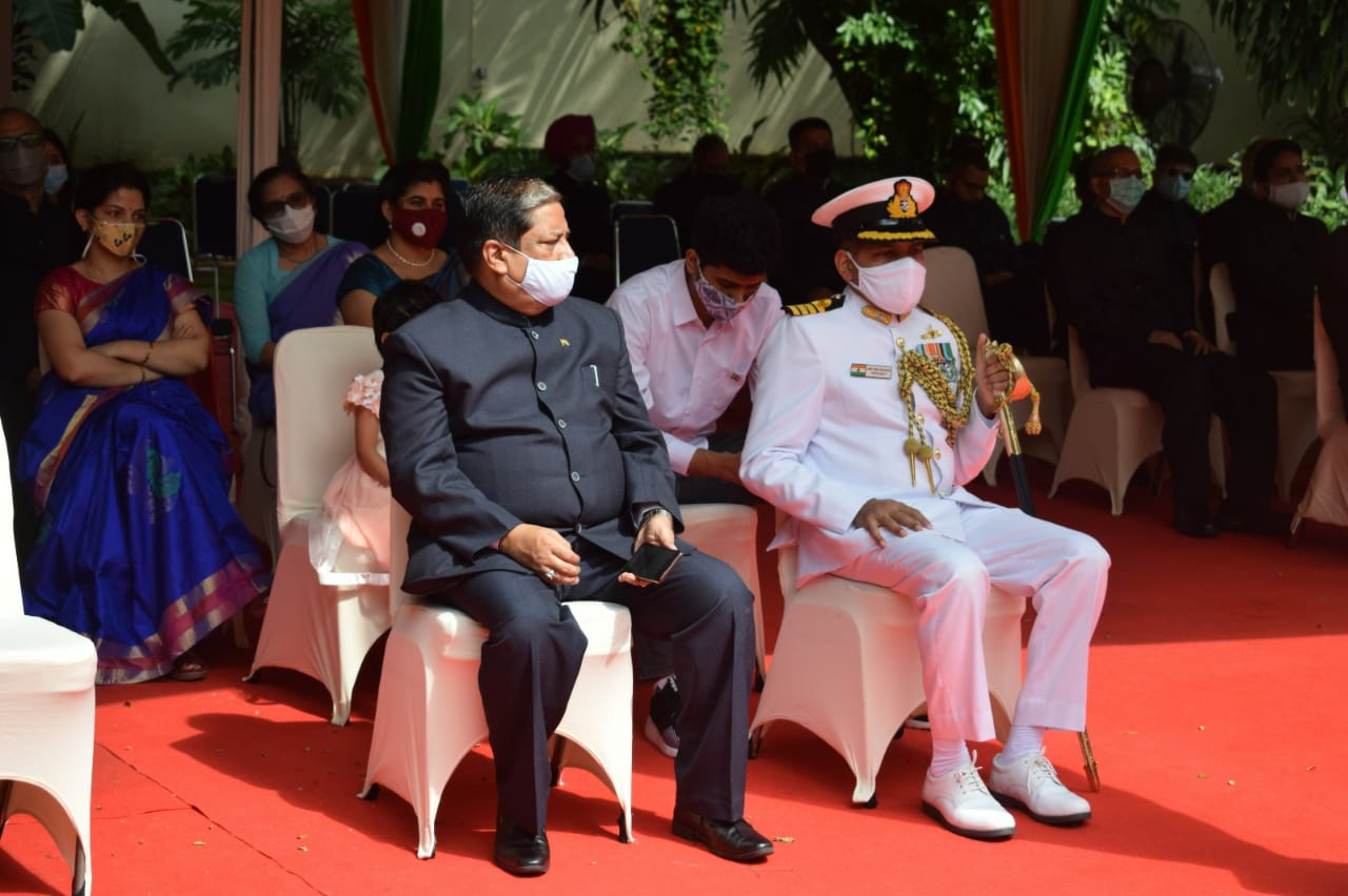 72nd Republic Day celebrated at Indian Embassy in Jakarta