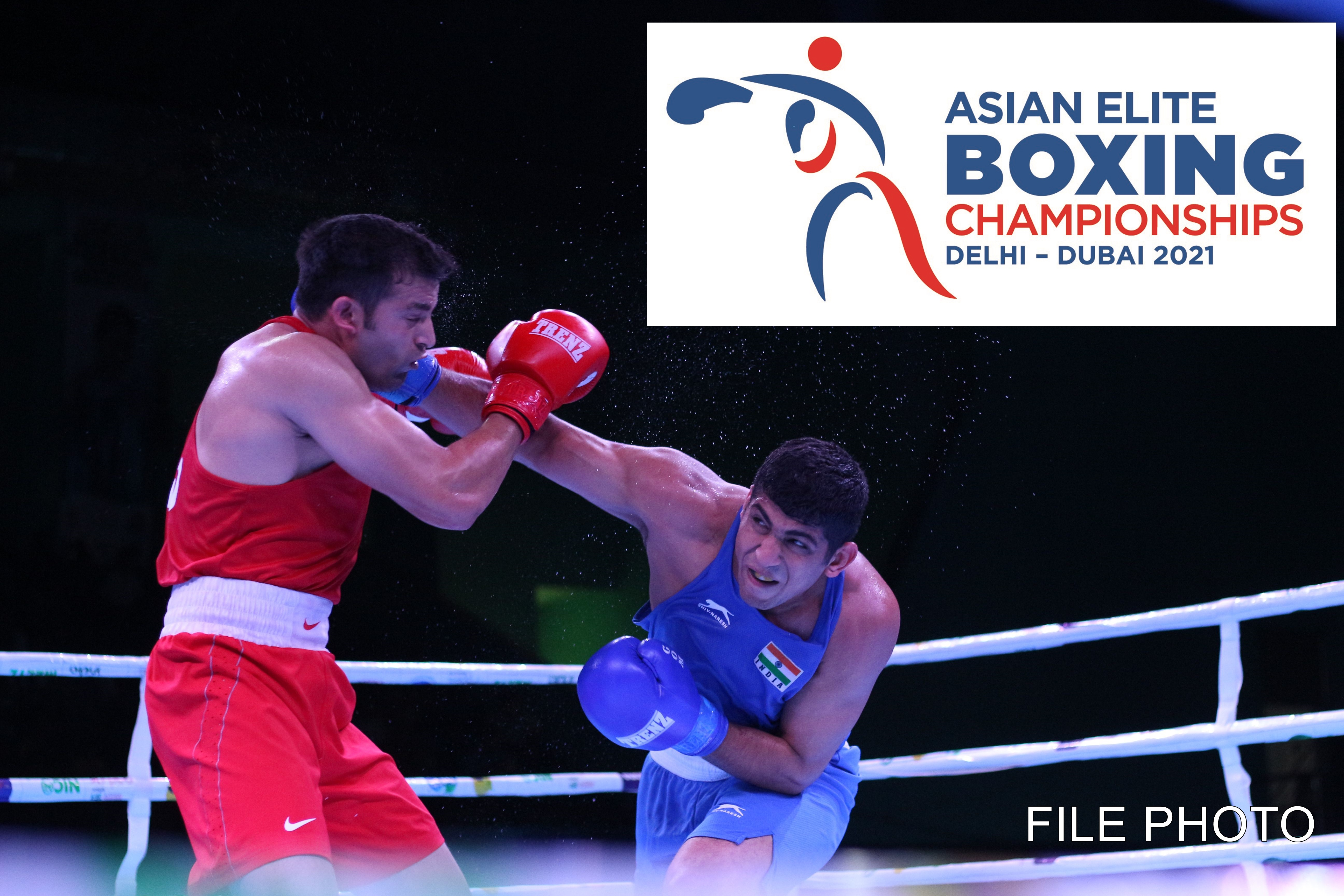 2021 Asian Boxing Ch'ships: One step away from medal, four Indians in action on Day 2