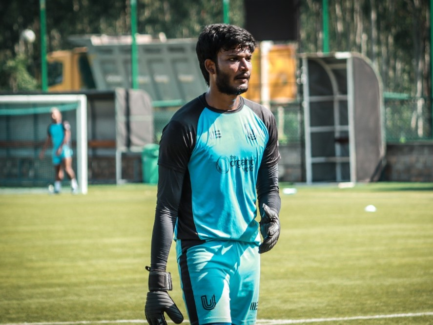 'Gouramangi Singh is an ideal role model for the players,' says Bengaluru United goalkeeper Srijith