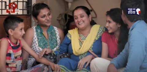 तेजस्विनी : देश की पहली दृष्टिबाधित महिला सरपंच से खास बातचीत